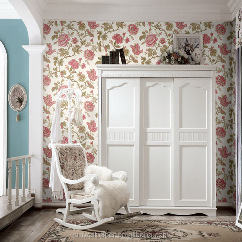Wallpaper For the Walls with Butterflies Home Interior Wallpaper