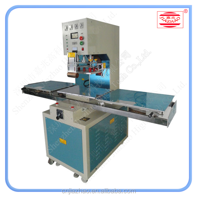High Frequency Welding Machine for Coveyor Belts / Wallets / CD bags / Book Cover / File Folder