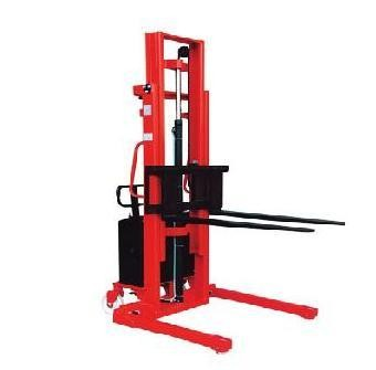 capacity up to 500 kg and rise 1,5 meters manual stacker
