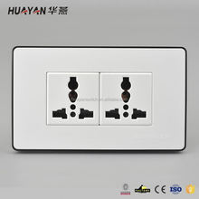 Latest product superior quality universal european wall socket on sale
