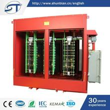 3-Phase Electrical Equipment Made in China 2015 Dry Type 220V 12V 150W Ac Transformer
