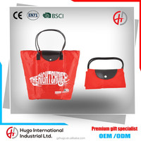 New Model Waterproof Customized Hard-wearing Collapsible Shopping Bags