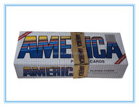 America brand playing cards