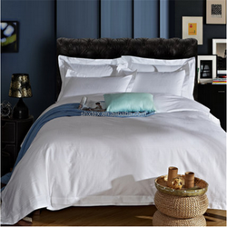 Customized Polyester/Cotton Hotel Bedding Duvet Cover Set