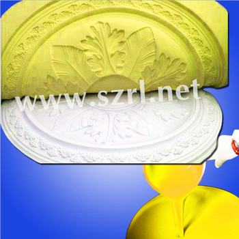 liquid silicone rubber for large plaster mould