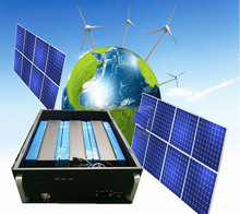 oem china factory akku 24V 100AH lifepo4 bms solar energy storage used telecom battery pack