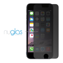 0.33mm 9h nuglas Anti-spy privacy 2.5D tempered glass screen protector for iphone 6s