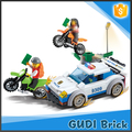152 PCS children educational toy police series enlighten brick toy game