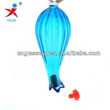 wholesale glass hummingbird feeder/bird water feeders