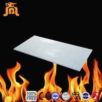 Fire insulation materials Steel structure protection cladding Cement board