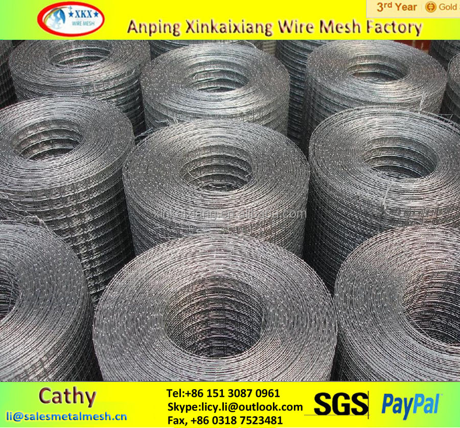 1/2x1/2 welded wire mesh for export