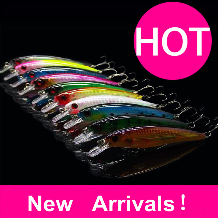 New Crankbaits Lure Japan DeepSwim Saltwater Hard Bait 11CM 13.5G <strong>Fishing</strong> Lures Crankbaits 10Colors