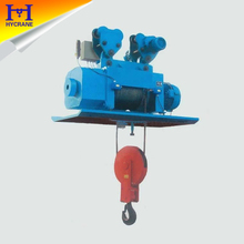 Portable Wire Rope Electric Hoist With Free Quick Wear