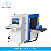 Airport Public Place Security Machine X Ray Baggage Scanner With Tunnel Size Of 500(W)*300(H)mm