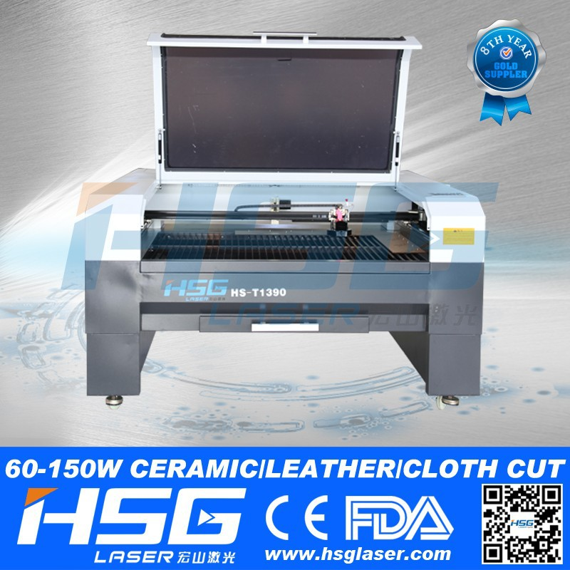 single/double/three/four heads fast speed fabric laser cutting machine
