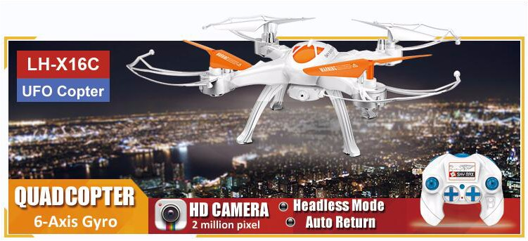 Chenghai quadcopter lh-x16 drone hd camera with low price