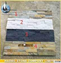 2017 High Quality Culture Slate By Natural Stone Exterior Wall Cladding for sale