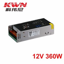 Multiple Output 12v 30a 360w Led Switching Power Supply for CCTV Camera and LEDs