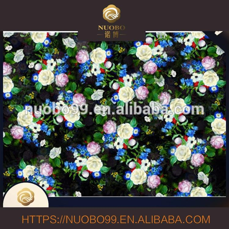 100% silk CDC fabric