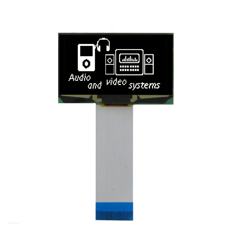 monochrome lcd display module with price 128x64 graphic lcd module oled for industrial application