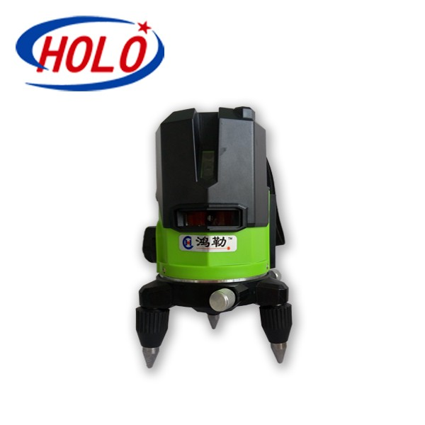 Hot selling rotatry laser level, horizontal and vertical 360 laser level, Green beam laser level