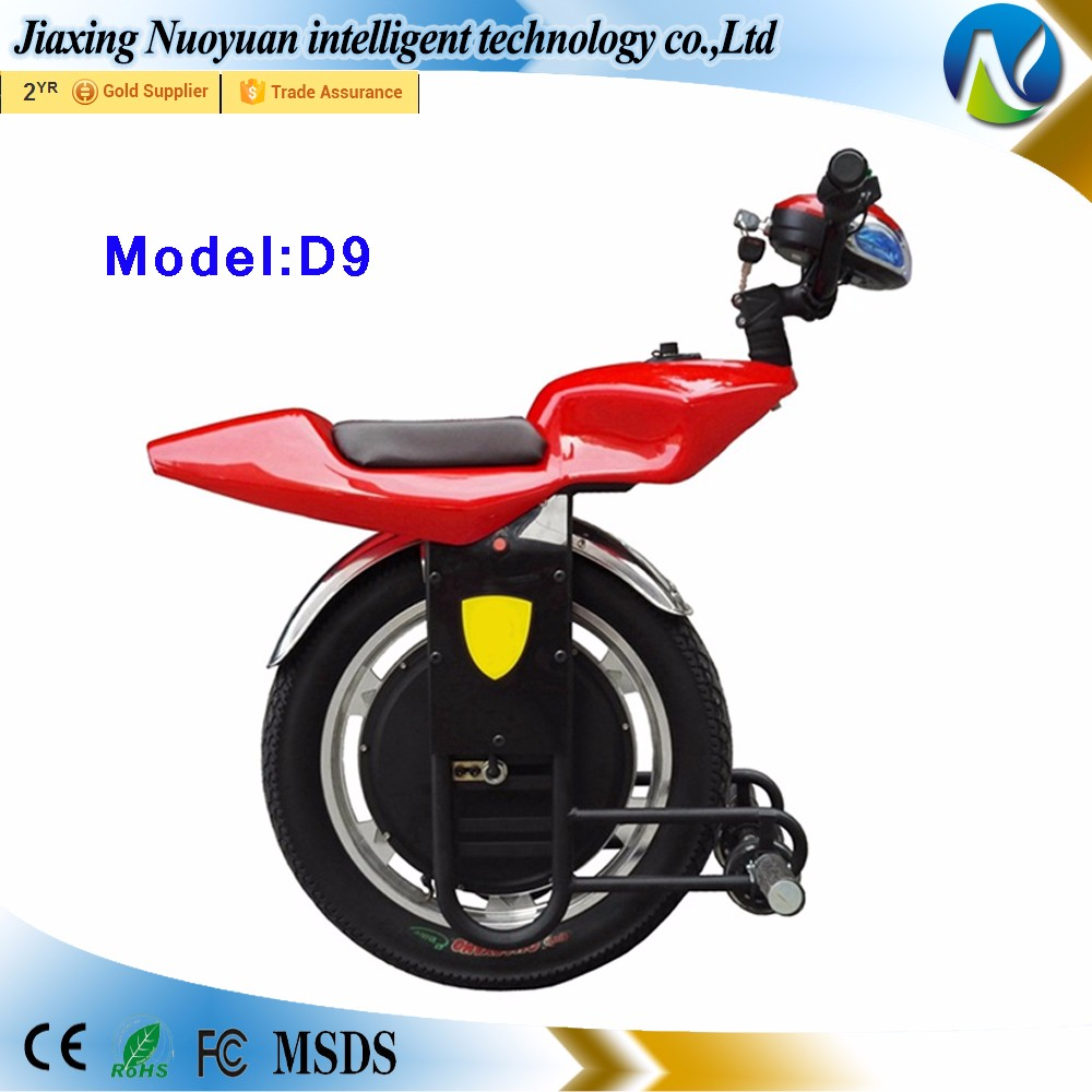 Wholesale 18 Inch 800W Big One Wheel Electric Off Road Scooter Motorcycle with Top Quality