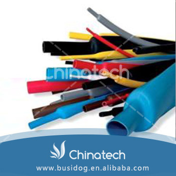 3:1 high quality Colorful Heat shrink sleeve 9.5 diameter