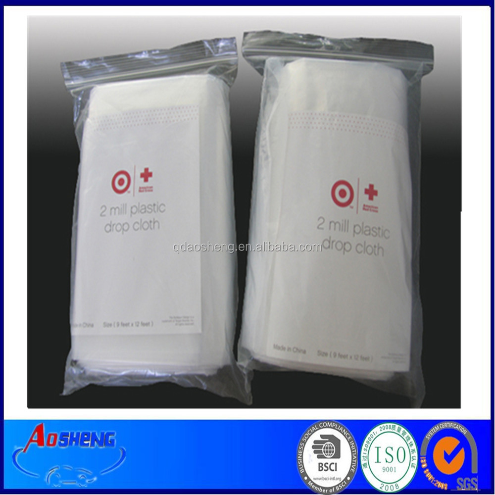 medical bed cover plastic sheets
