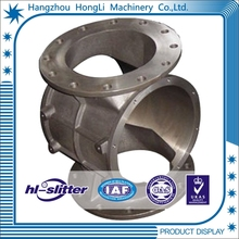 hot sale precision cnc machining service On both sides of the intermediate shaft flange factory supply made in hangzhou