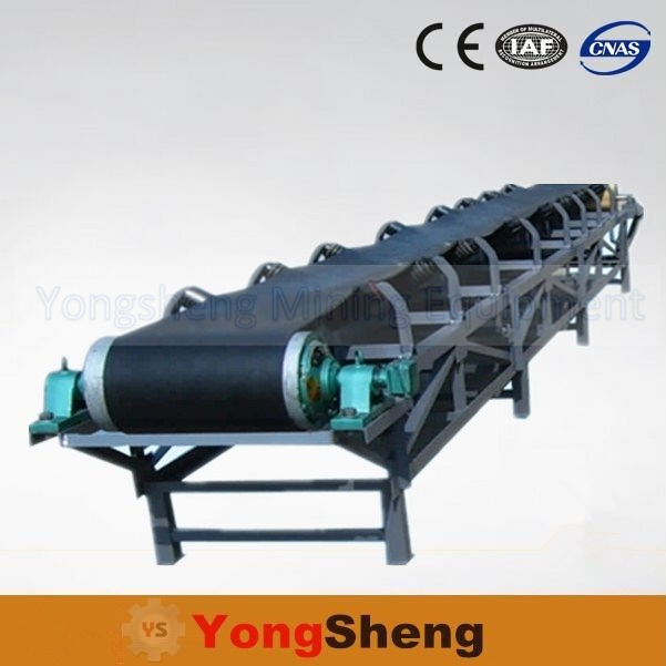 Belt Conveyor For Stone Jaw Crusher Sand And Gravel Conveyor For Sale