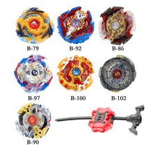 Hot Selling Diecast Metal Beyblade Spinning Top Toys