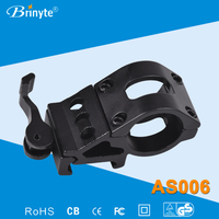 Brinyte hunting accessory flashlight gun mount
