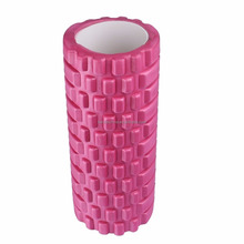 Deep Tissue Massage EVA Foam Roller for Yoga Pilates Physical Therapy & Exercise 13 x 5.5