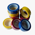 Hot Self adhesive alu foil mylar PET tape for electronical packaging