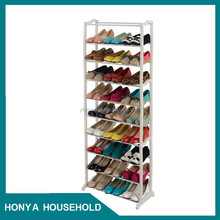 hongya fashion amazing covered shoe rack