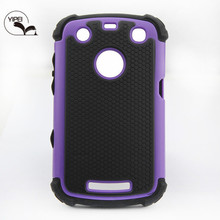Back Cover For Blackberry 9360 Case with 3 in 1