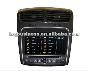 car radio for fiat freemont with GPS, Russia langauge supported