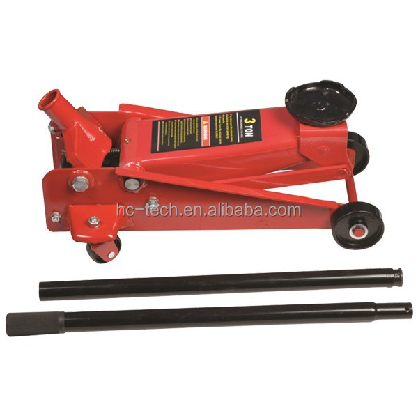 Auto hydraulic small lifting jacks with CE