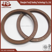hot sale high pressure TC standard double lip skeleton oil seal