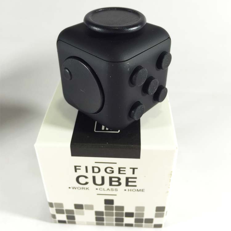 Original top sale Fidget Cube best Magic cube for Christmas relieves stress cube Christmas Gift for deak <strong>game</strong>