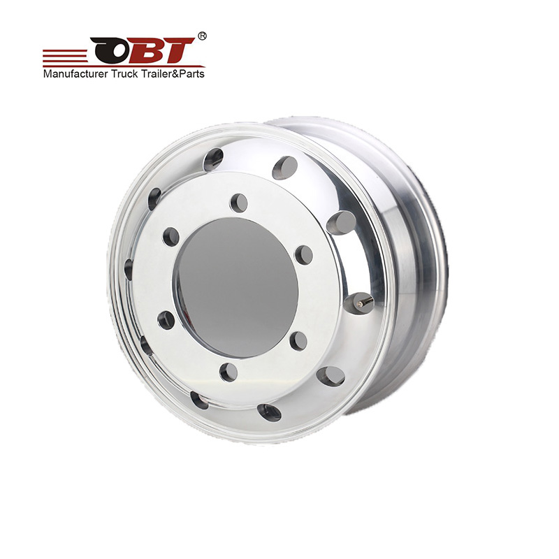 aluminum wheel scraps for trucks