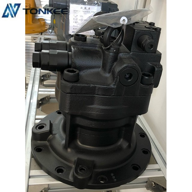 M5X130CHB-10A-41C/295 top quality swing gearbox SK200-8 SK210-8 genuine rotation motor unit