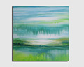 Abstract Natural Landscape Hand-painted Canvas Oil Painting