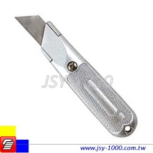 JSY861-Fast Lock And Quick Blade Change Fixed Utility Trimming Knife Carpet Knife