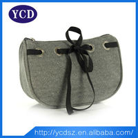 Promotion small colorful basics cosmetic bag for cosmetics