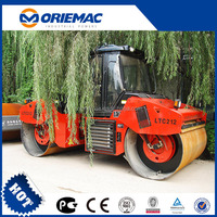 Lutong LTP1016 10-16tons Pneumatic Tyre Road Roller new road roller price