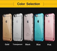 "Hot Selling Shockproof Rugged Hybrid Rubber TPU Cover Case for iPhone 6 4.7"" / 6 Plus 5.5"" phone case"