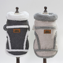Wholesale Lovoyager High Quality Pet Accessories Dog Clothes with four legs winter dog coats