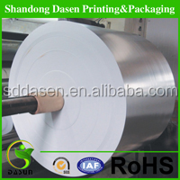 Cheap price custom top sale transfer pet metallized paper