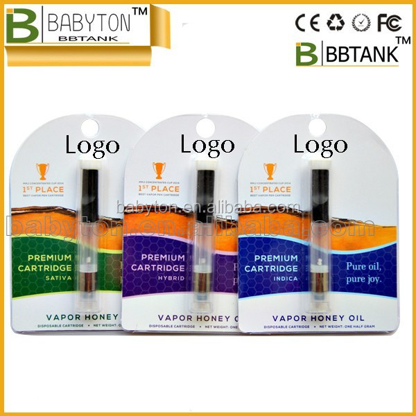 CBD oil vape pen cartridge package, O pen cartridge packaging